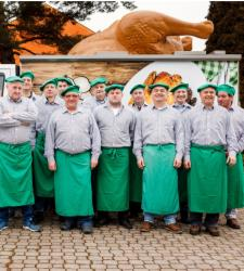 Country Grill Tschechien Team